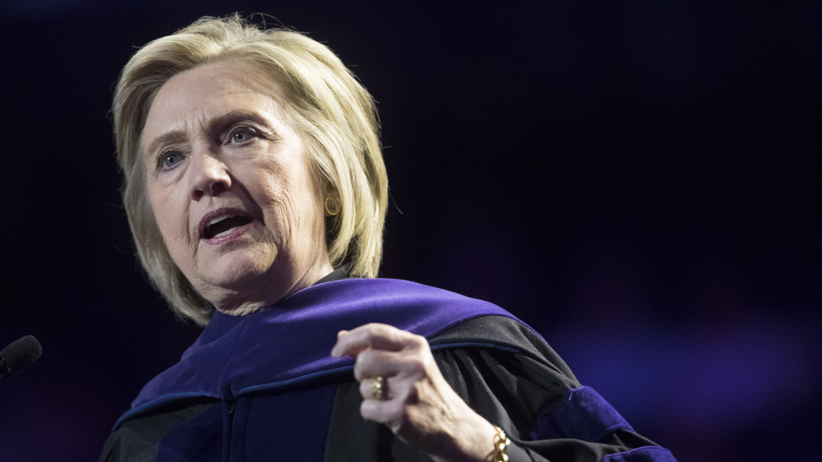 Why won't Hillary Clinton just go away?