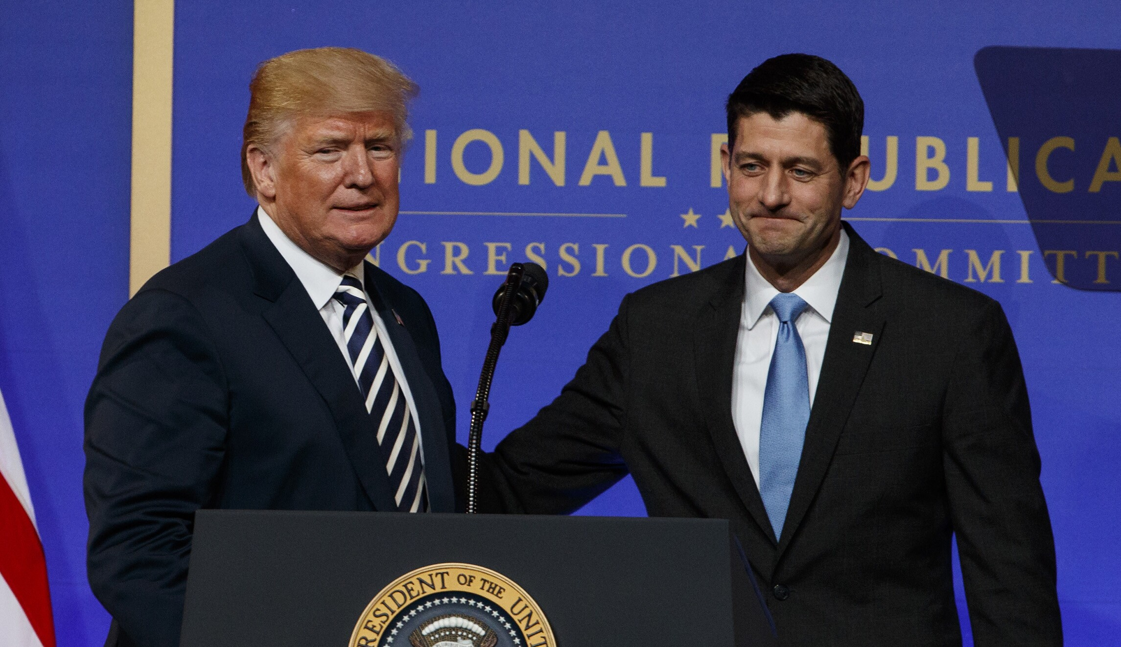 Wisconsins Own Paul Ryan Making Waves >> Paul Ryan Trump Is An Asset For Gop In 2018 Midterms