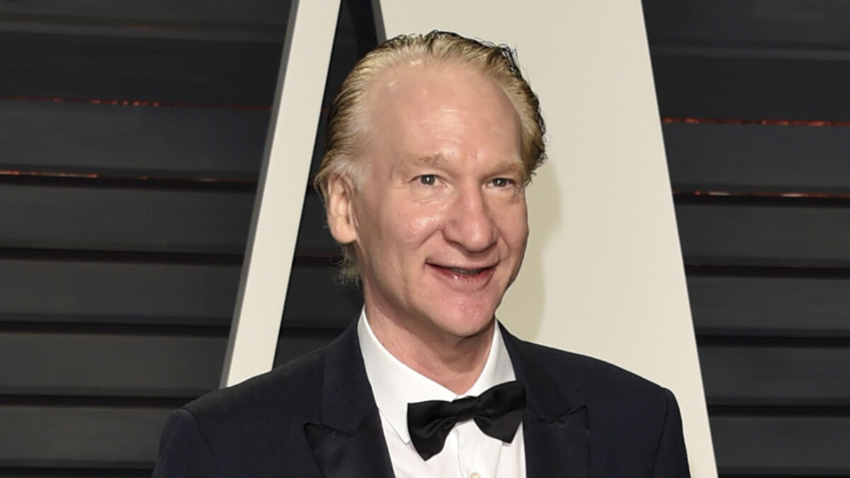 Liberal Media Scream: Bill Maher cheers economic collapse if it