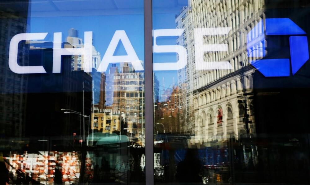 JPMorgan profit climbs 16% as consumer gains overpower trade worries
