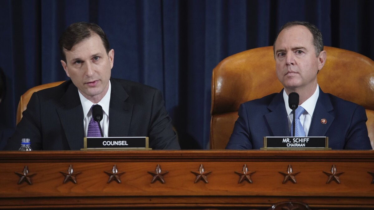 House Democrats move ahead with impeachment proceedings despite static poll numbers
