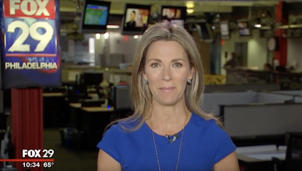 MSNBC's Nicolle Wallace leaves GOP ambassador husband for