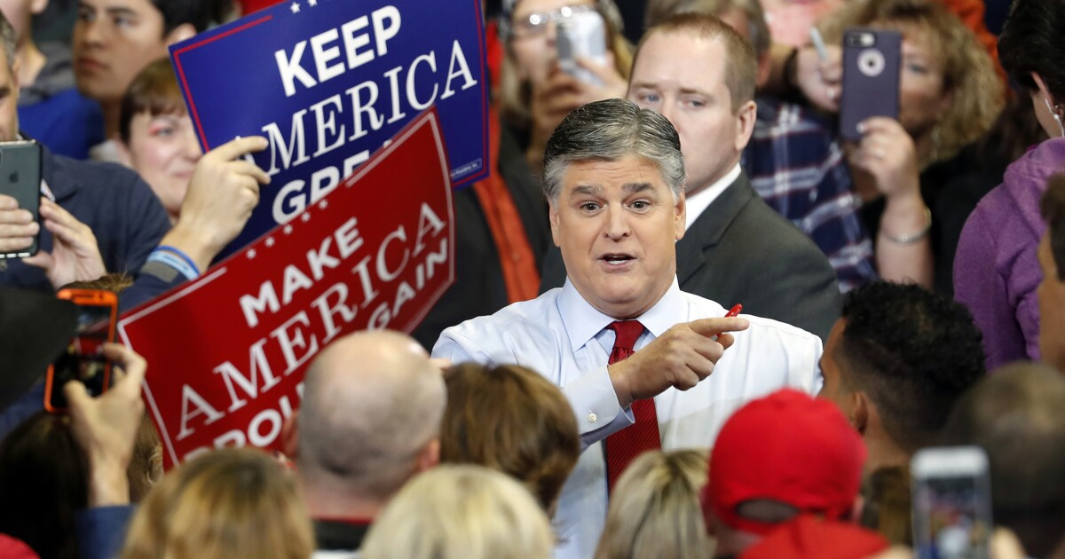 Sean Hannity claims to have 'multiple confirmations' of Trump whistleblower identity - Washington Examiner