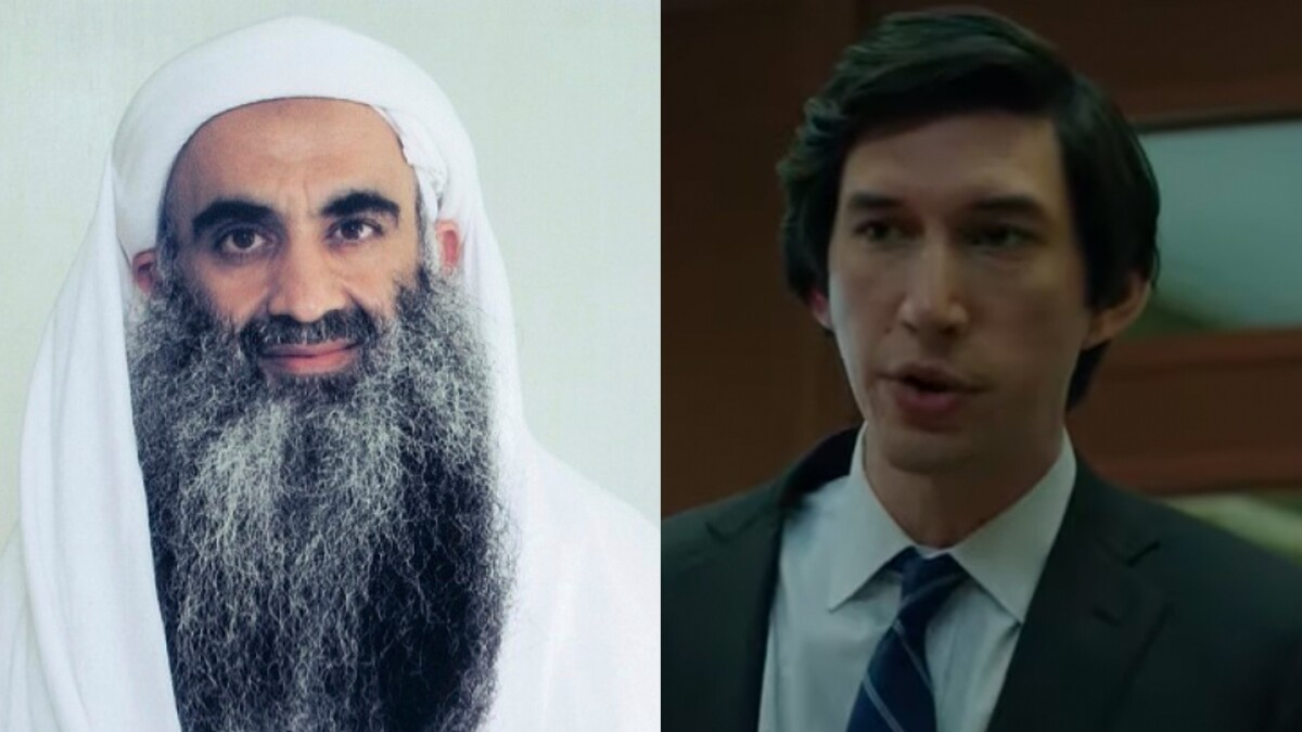 CIA interrogator says Amazon film <i>The Report</i> got it wrong about waterboarding accused terrorist