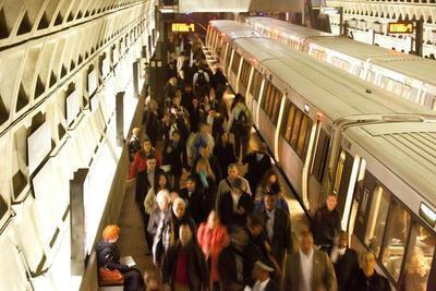 Metro Red Line trackwork to stall evening commutes