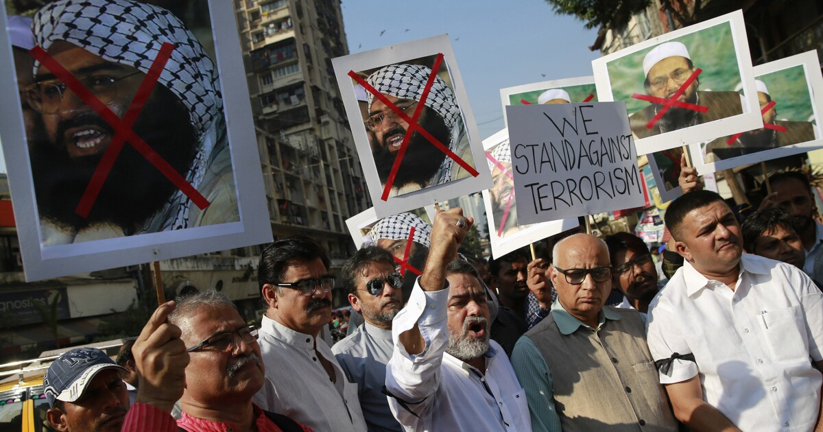 Congress can act against extremists, even if the UN cannot