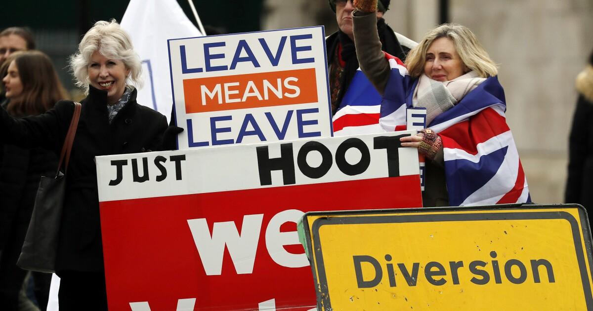 The great Brexit con