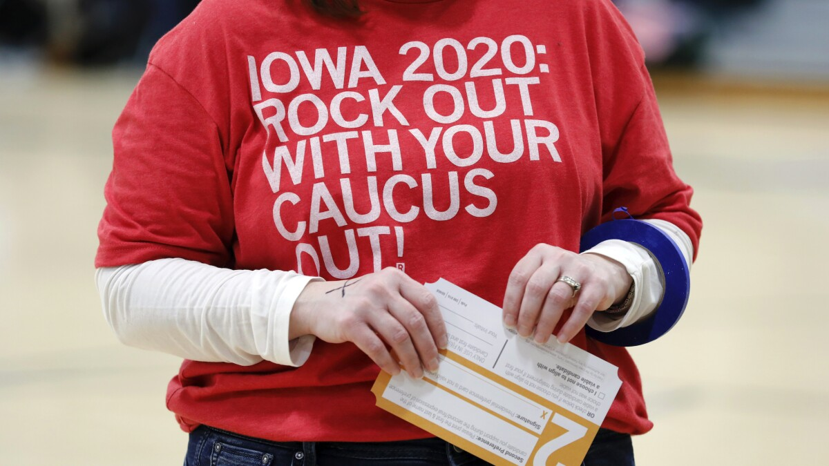 'Broken system': Iowa caucuses reporting snafu fuels calls to eliminate first-in-the-nation status