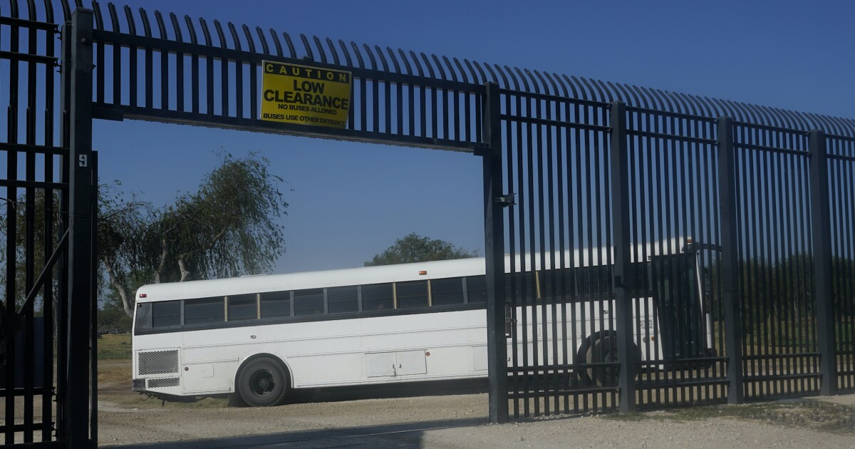 Haitian migrants in custody have 'hijacked' multiple buses