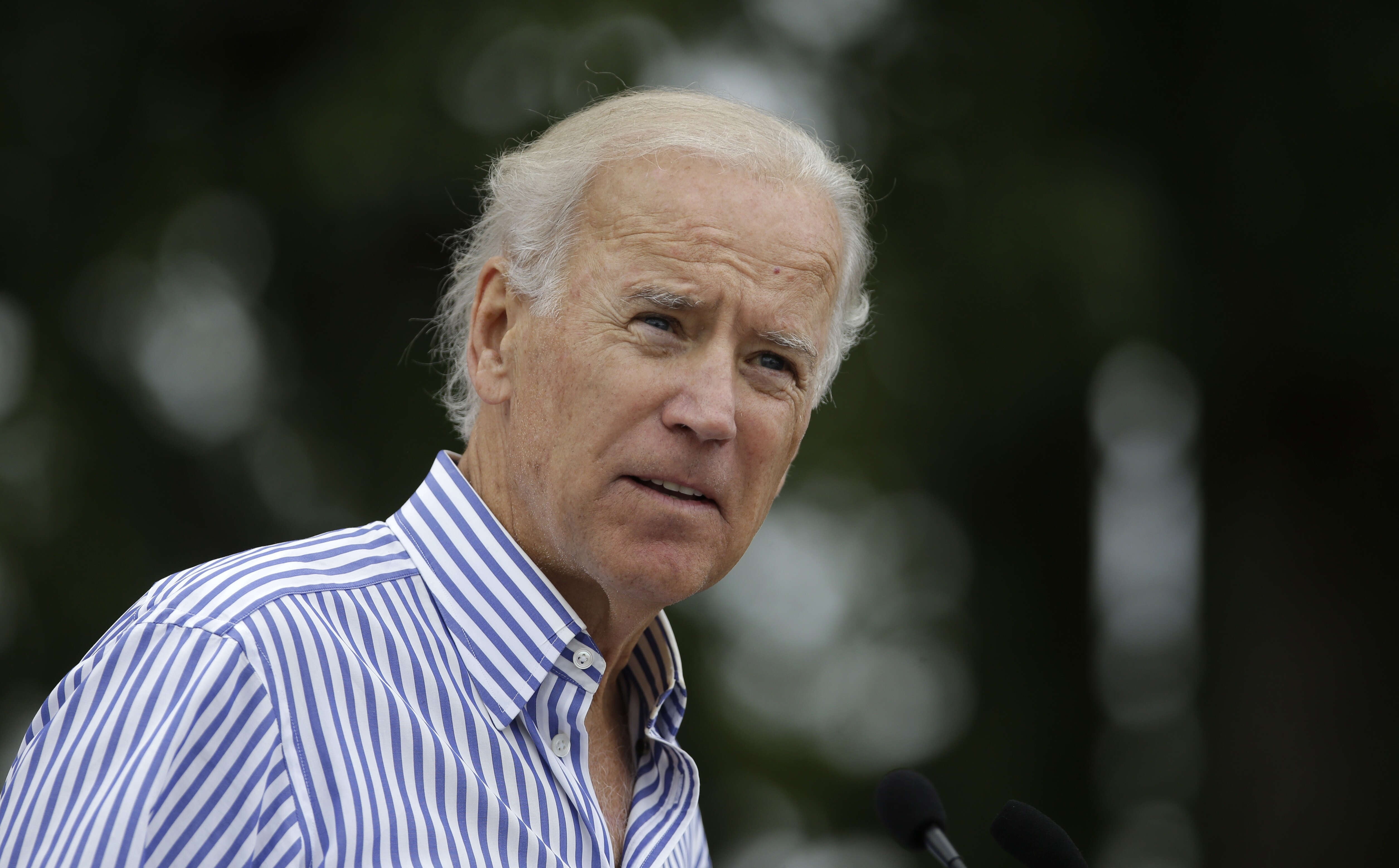 Biden puts family tragedy at center of 2020 campaign despite condemning 'tasteless' approach four years ago