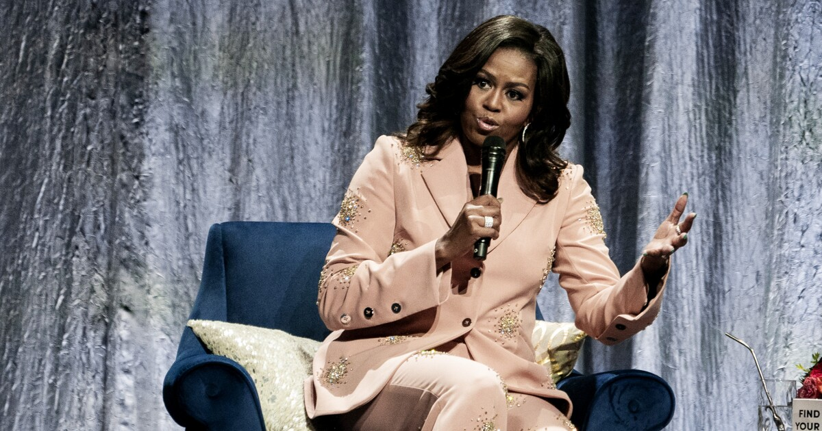 Michelle Obama is hopelessly out of touch with the reality of divorced families