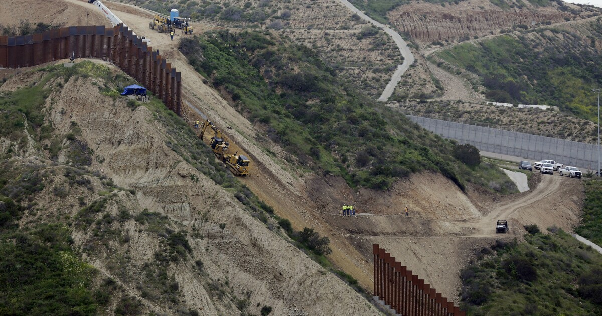 Trump is getting his wall money, even without Congress