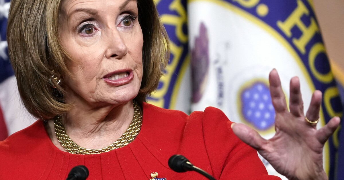 Pelosi: McCarthy opposition to Jan. 6 riot commission is 'cowardice'
