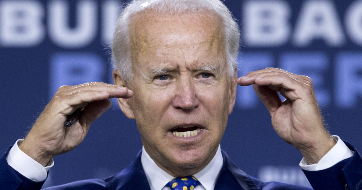Neck-and-neck in battlegrounds as Biden chips into Trump...