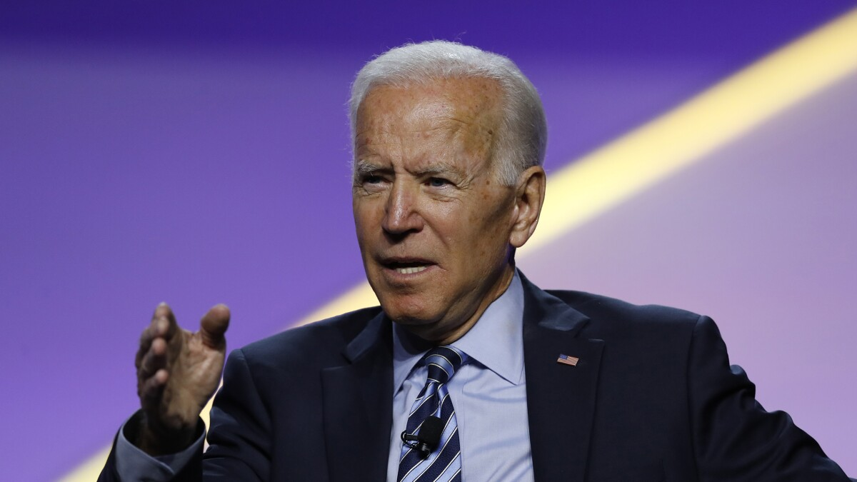 Biden: I haven't read 'every page' of the Mueller report