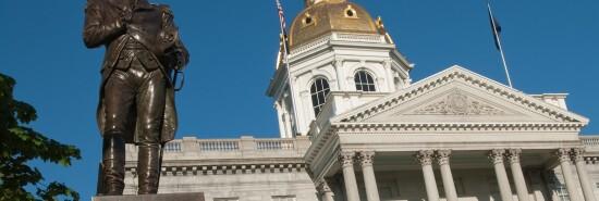 New Hampshire Capital Building
