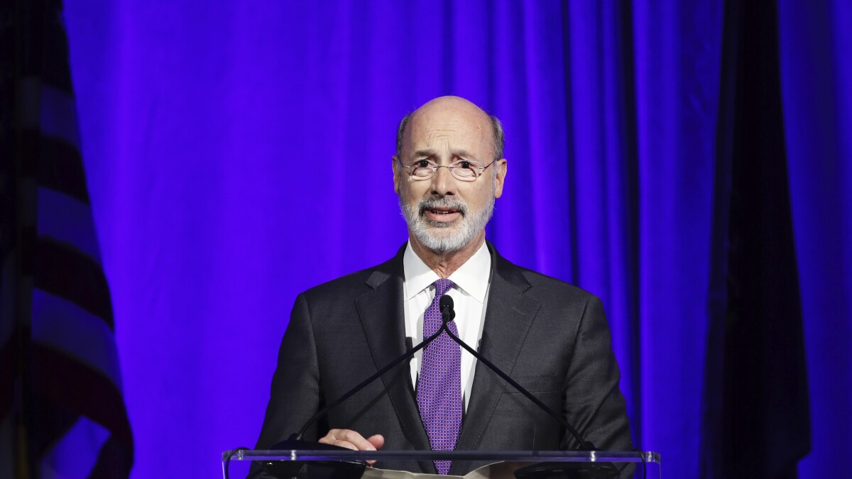 'No evidence that this bill is needed': Pennsylvania governor blocks legislation preventing Down syndrome abortions