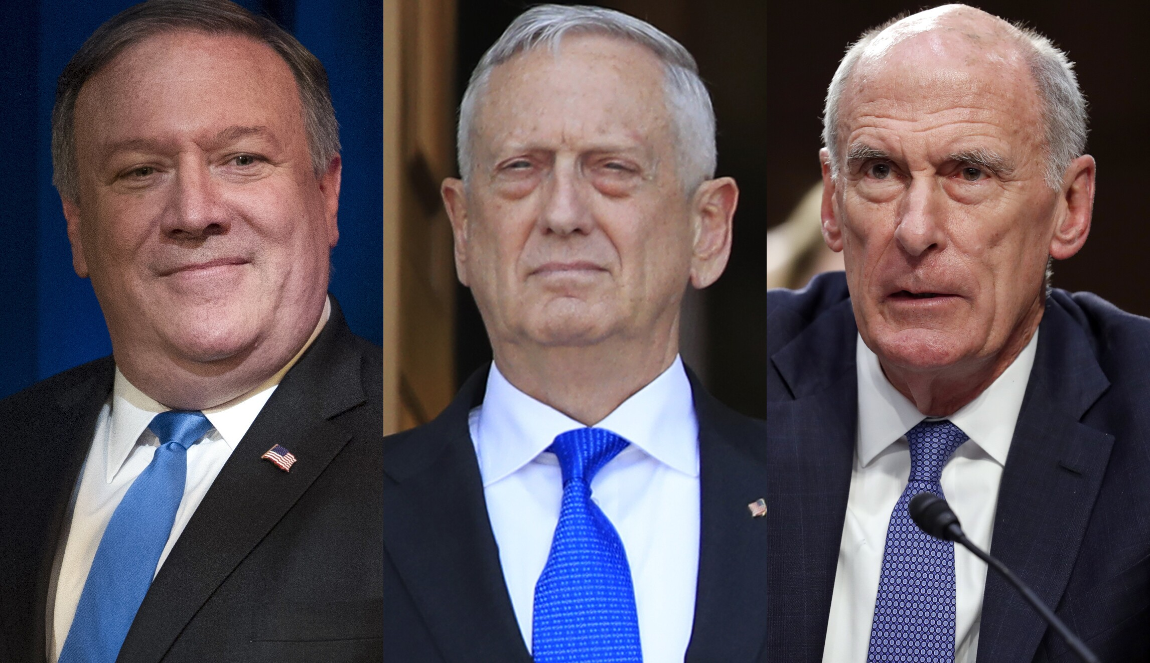 Mike Pompeo, Jim Mattis, and Dan Coats will head to the Hill as Yemen deadline approaches