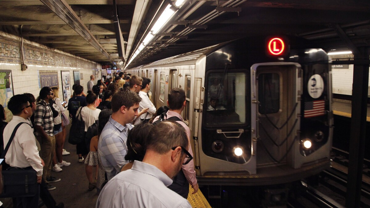 Taxpayers get the shaft with New York's crazy expensive subway elevators