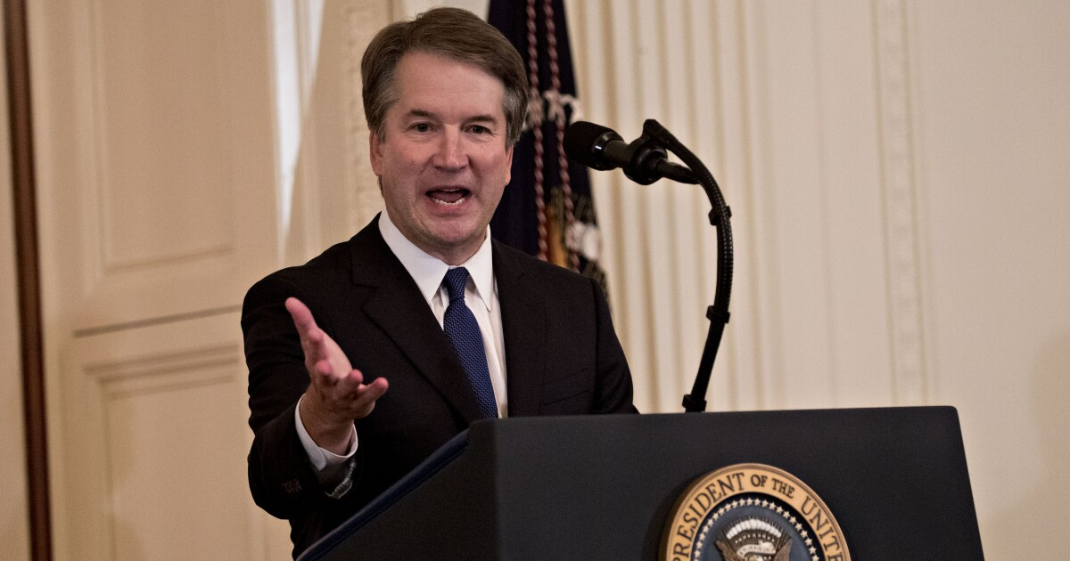 How Kavanaugh has shaken the midterm elections kaleidoscope