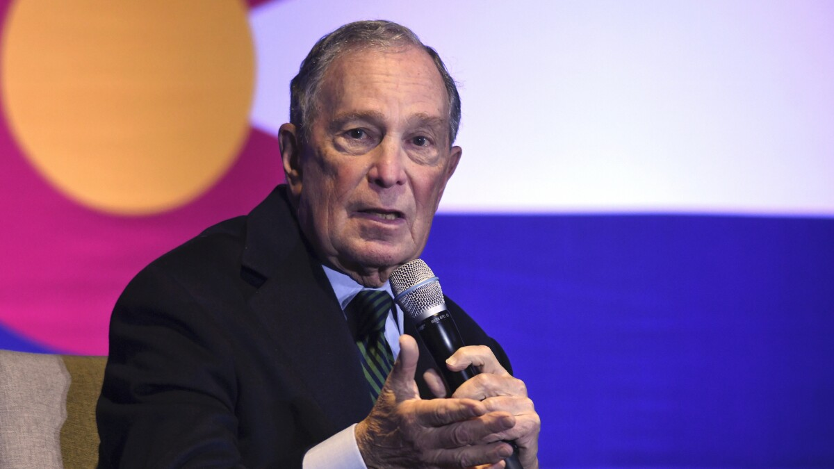 'I probably shouldn't have used the word': Bloomberg issues apology after calling Booker 'well spoken'