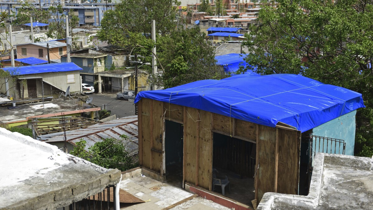 Puerto Rico fires emergency director after finding warehouse full of wasted Hurricane Maria aid