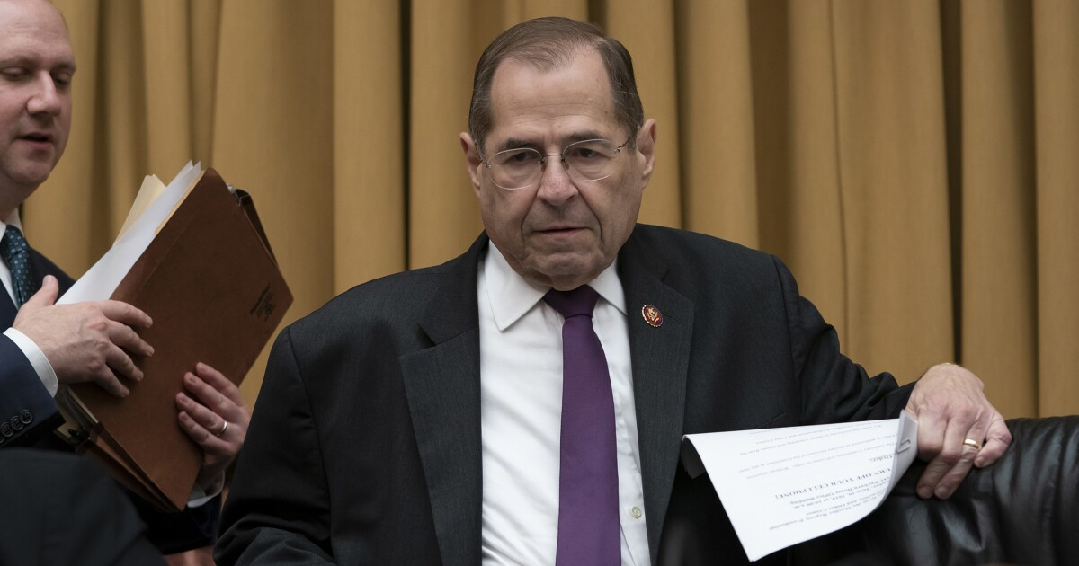 Jerry Nadler: Bumbling or brilliant?