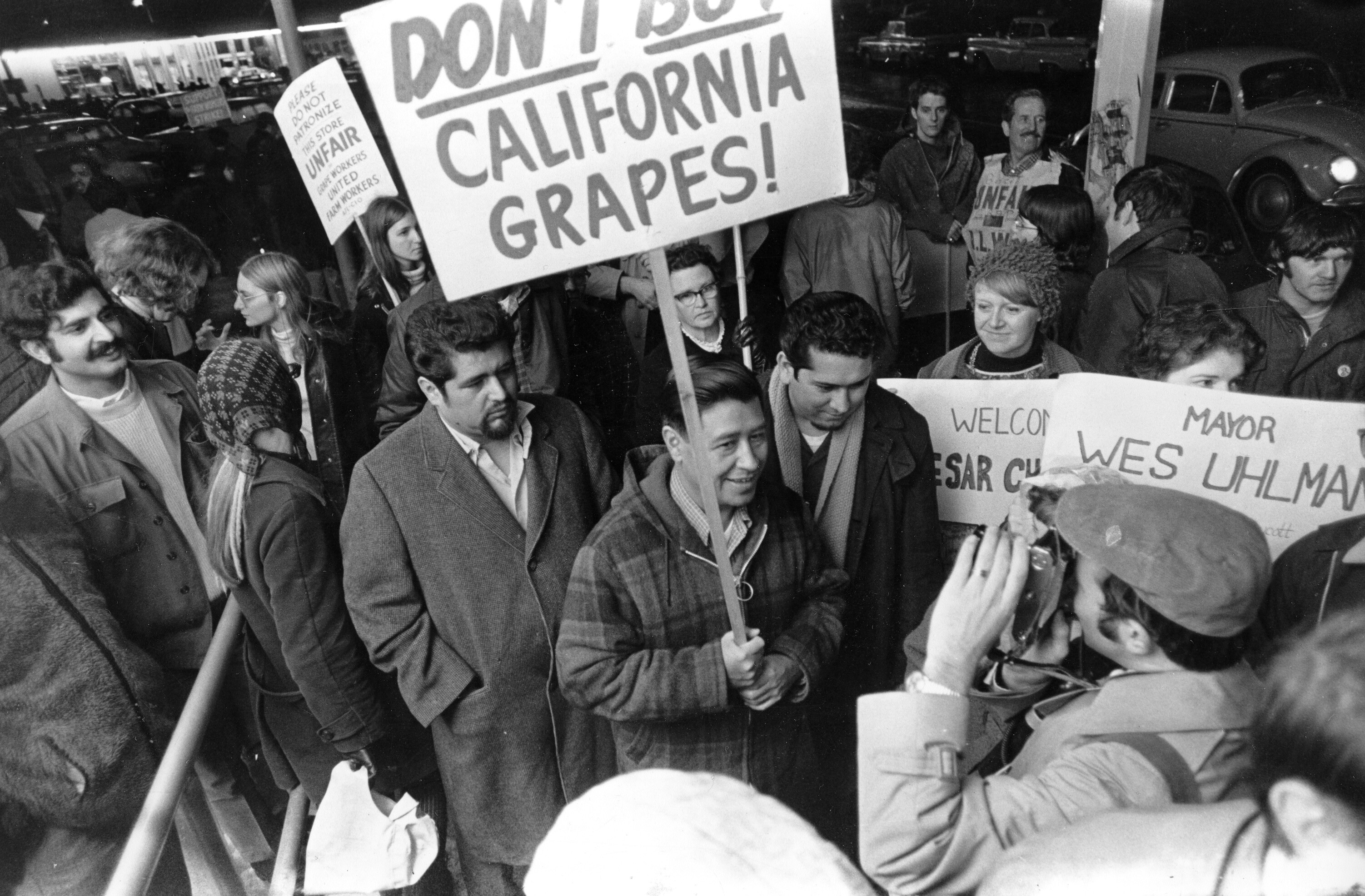 cesar chavez elevated to anti illegal immigration hero