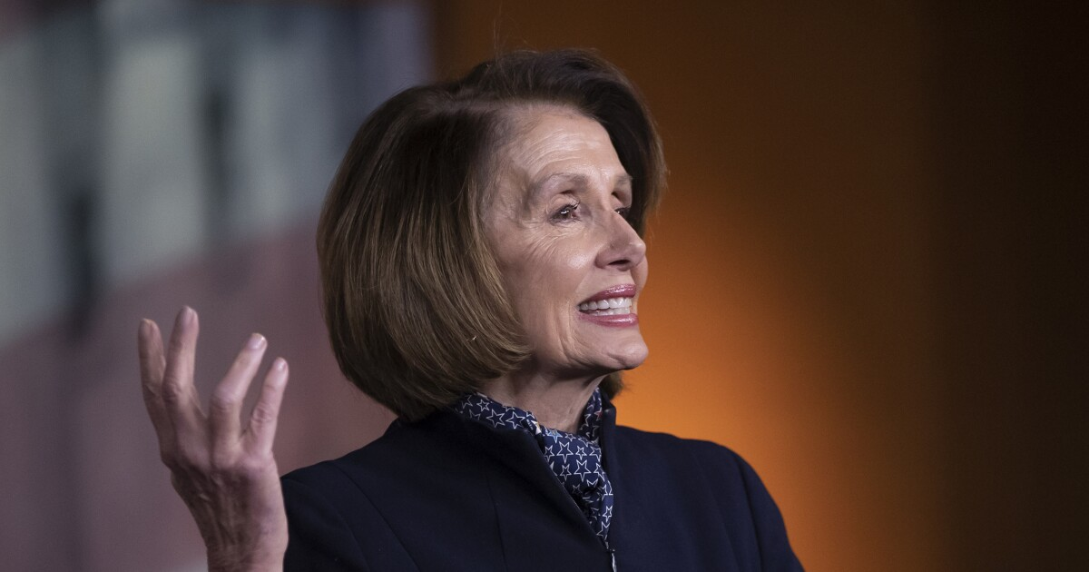 the man who could impeach trump  nancy pelosi hires new