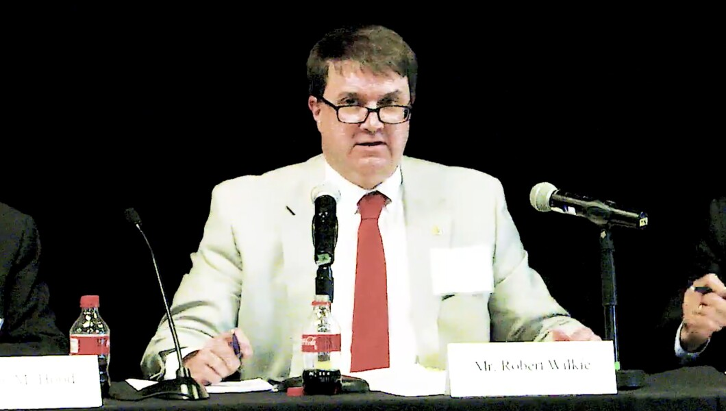 Image result for PHOTOS OF Hon. Robert Wilkie