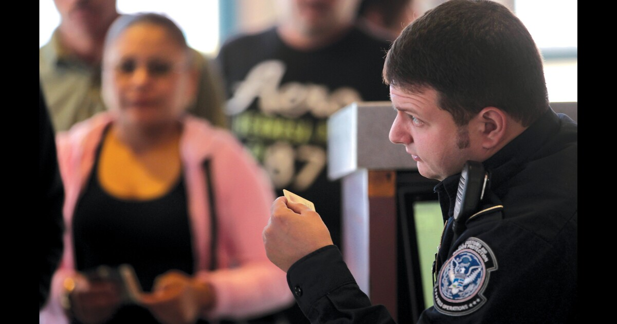 Lawsuit would limit device searches at border