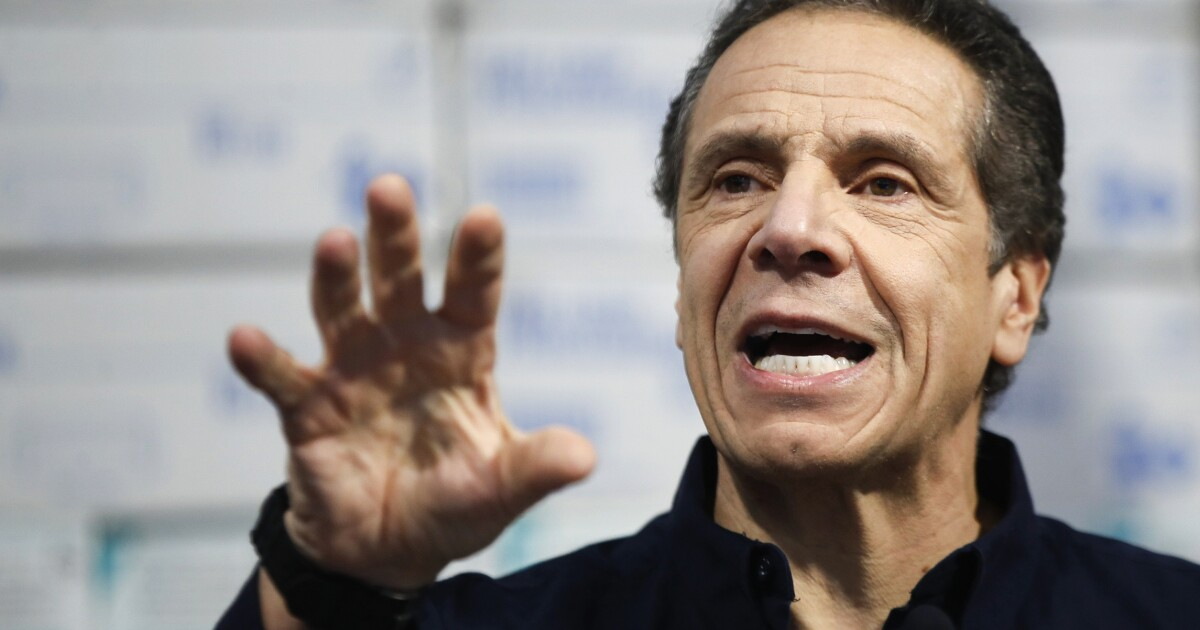 Andrew Cuomo defends making nursing homes accept coronavirus patients while unveiling policy change