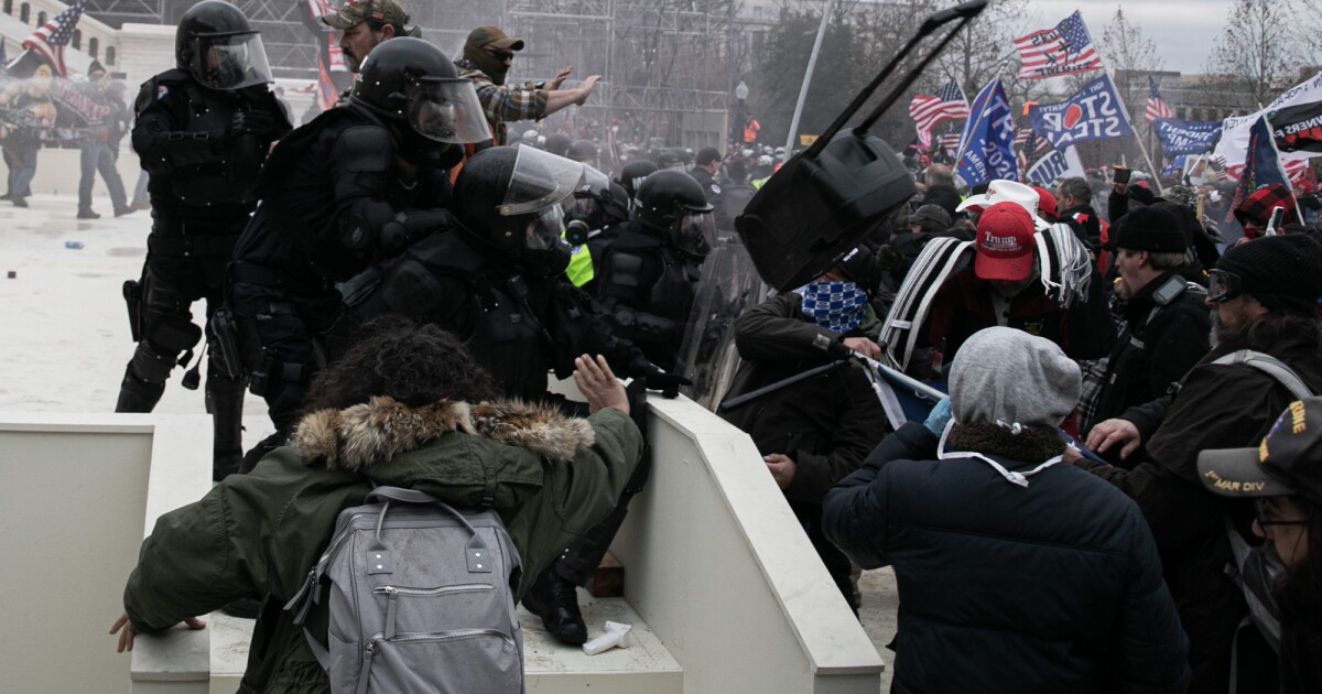 Capitol rioter who stole a beer from Pelosi's office pleads guilty to misdemeanor