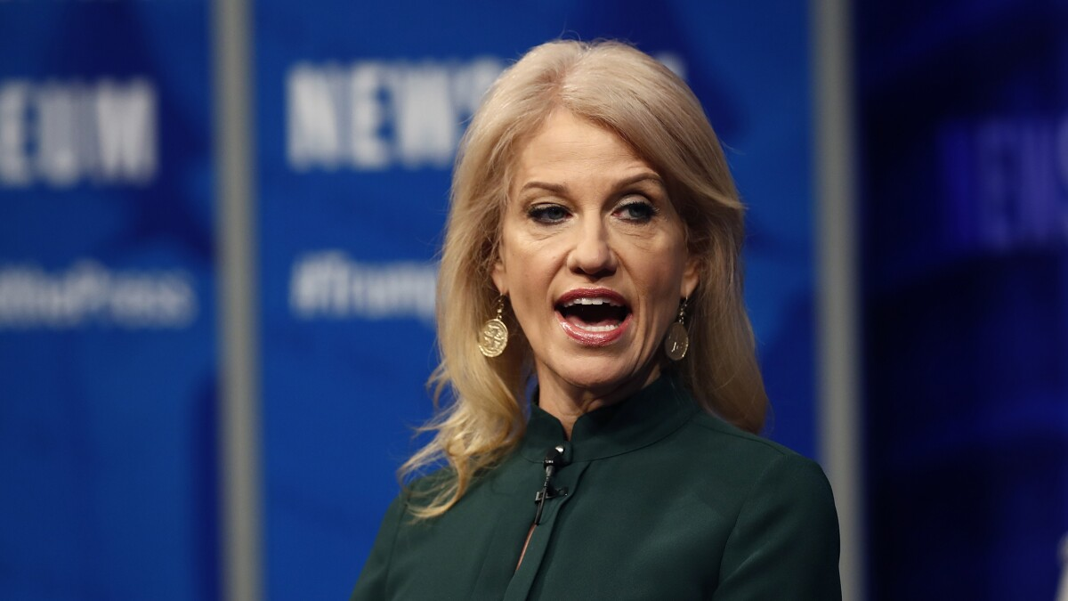 Kellyanne Conway claims Bloomberg sexist remarks 'far worse' than Trump Access Hollywood tape