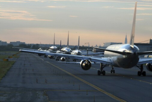 Not-so-friendly skies: Airline industry faces immense