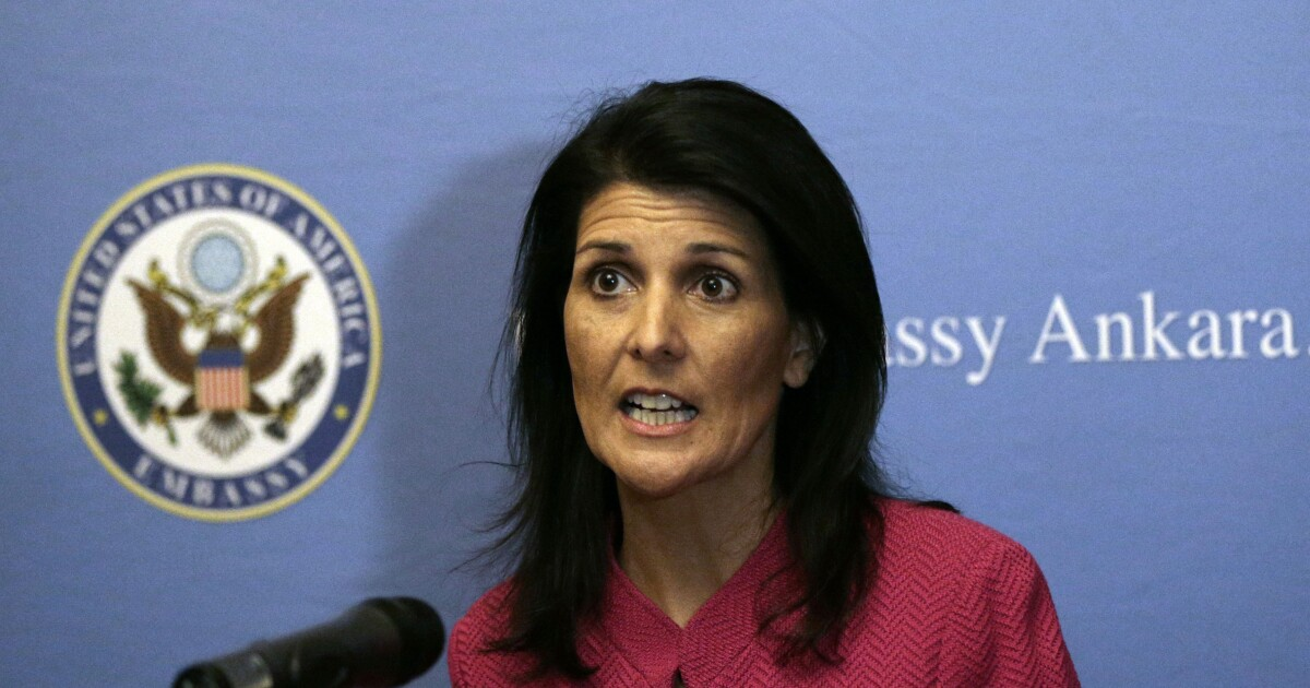 UN adds more North Korean targets to blacklist