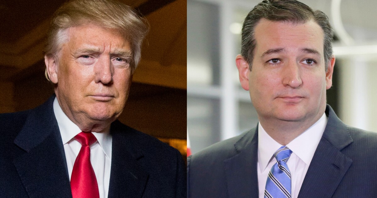 Ted Cruz wrote Trump's blurb for the Time Top 100 Influential People of 2018 list