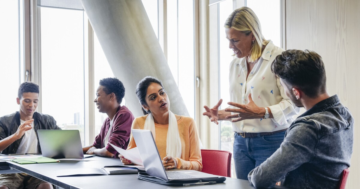 Don't trust technology to measure diversity