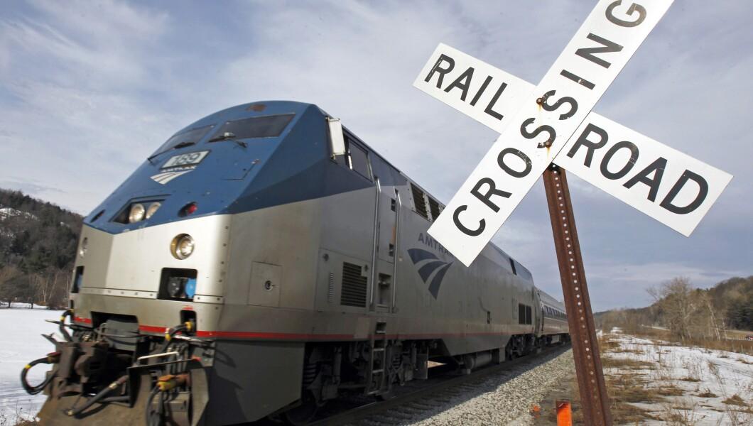 Amtrak Ridership
