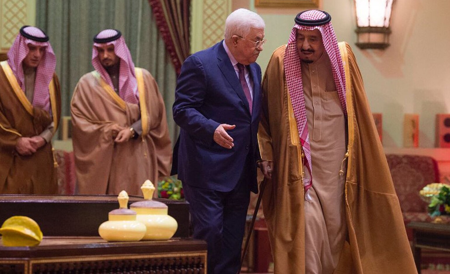 Saudi Arabia calls for 'coexistence' in the Middle East following Abraham Accords