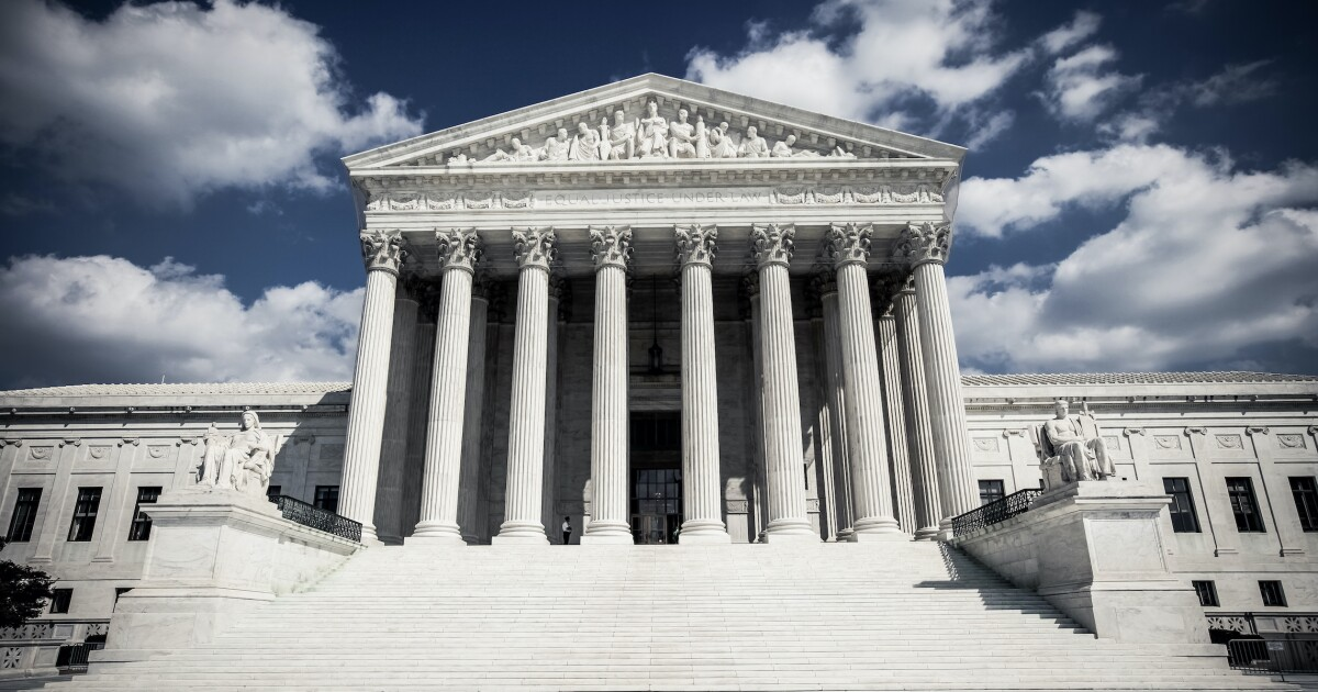 Supreme Court takes up family planning 'gag rule' abortion case
