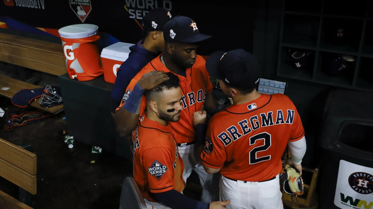 Houston Astros' sign stealing must be punished, but few teams in MLB are clean