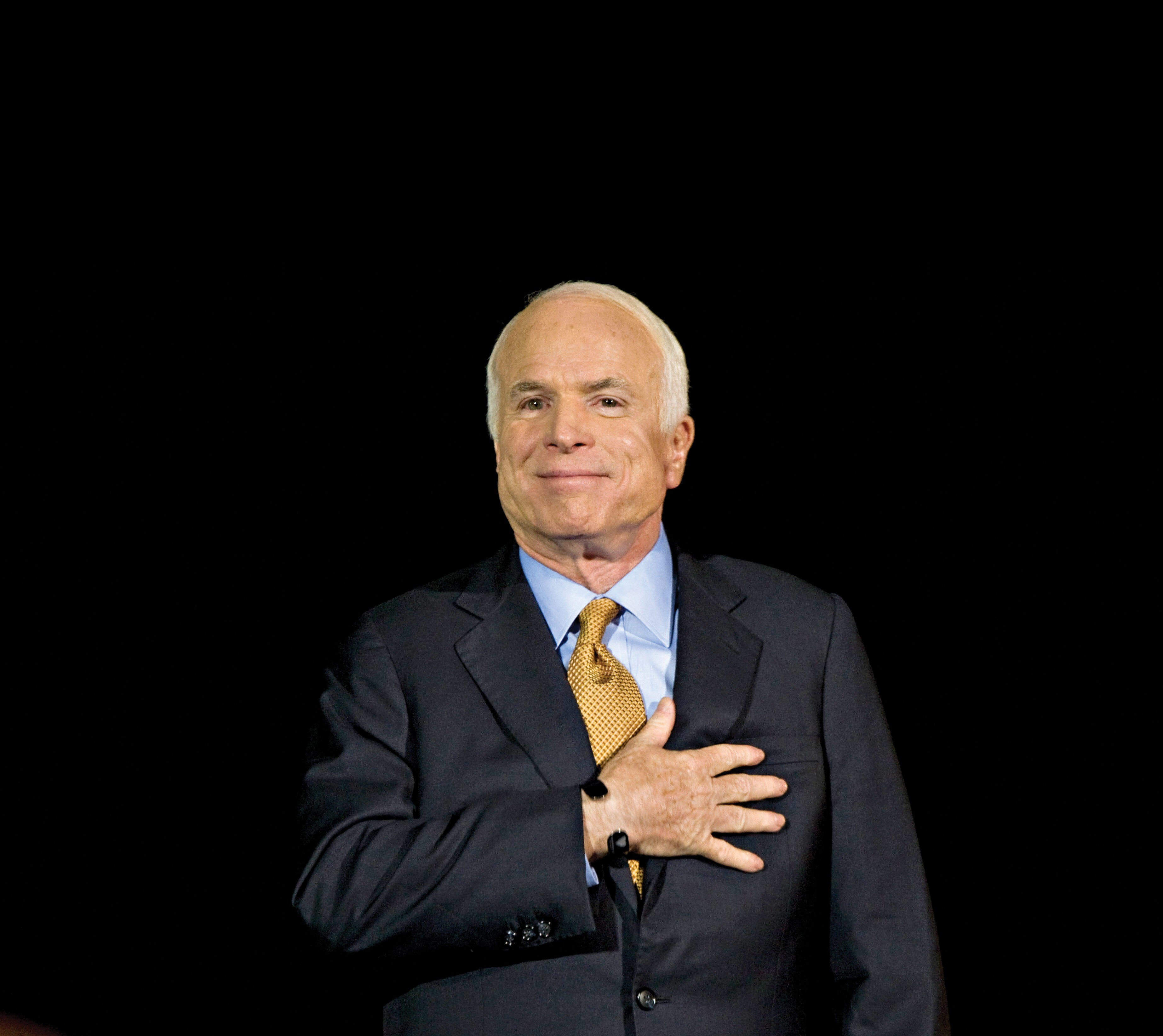 Andrew Mccain: John McCain: How His Critics, Right And Left, United In