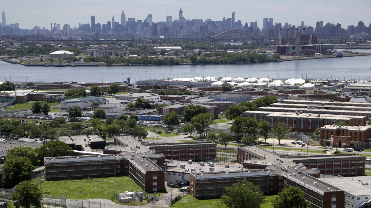 NYC proposes 'modern' jails with natural light and better programming