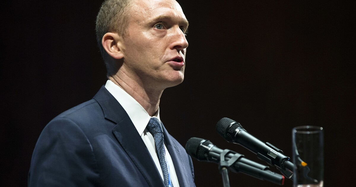 Report: FISA court OK'd FBI's request to spy on Carter Page