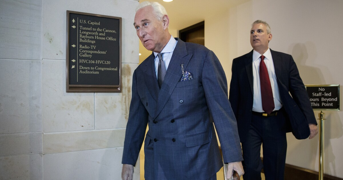 Roger Stone moves to have judge recuse herself for praising 'integrity' of jurors