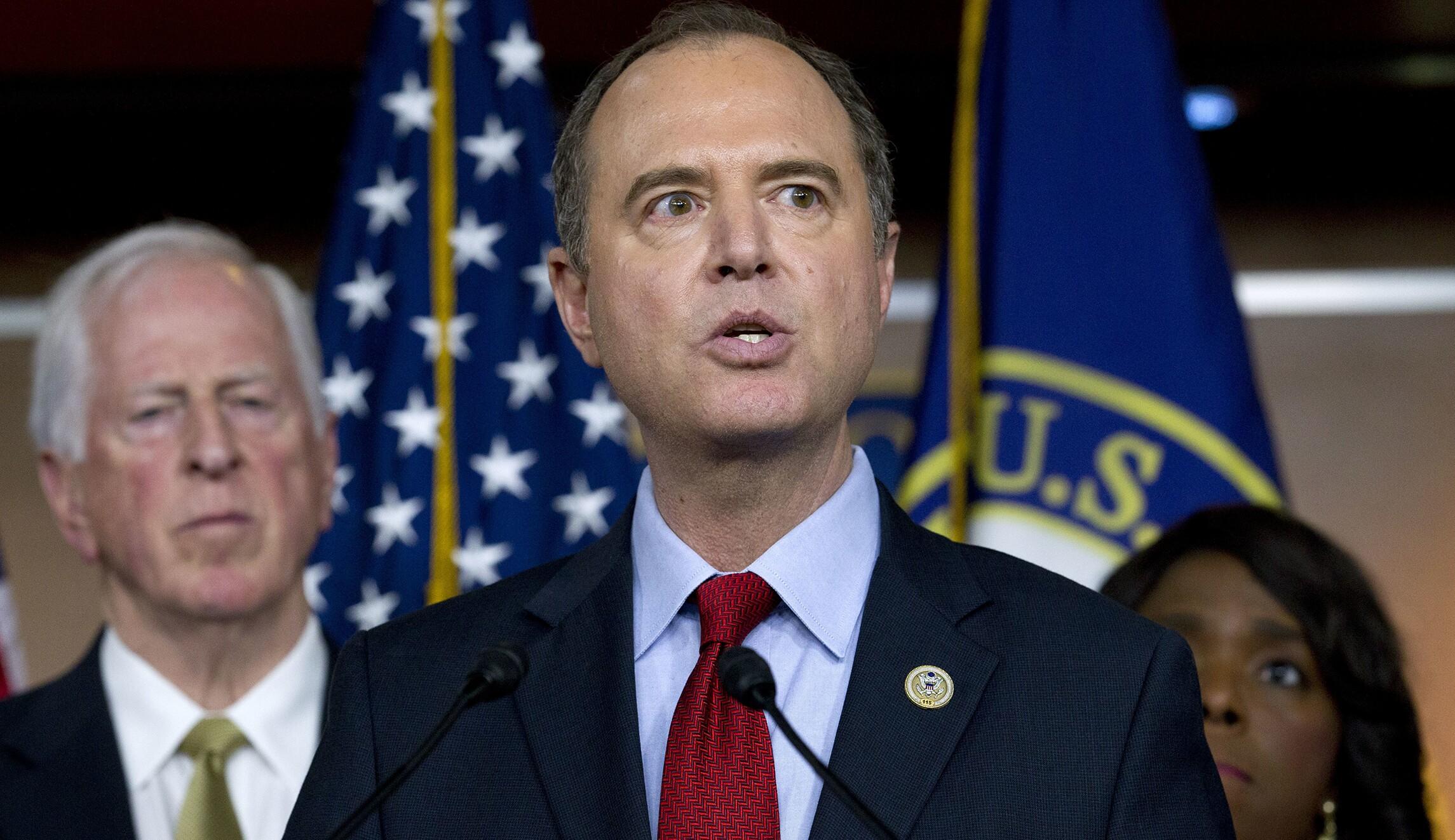 Adam Schiff ducks 'particulars' on mysterious whistleblower complaint