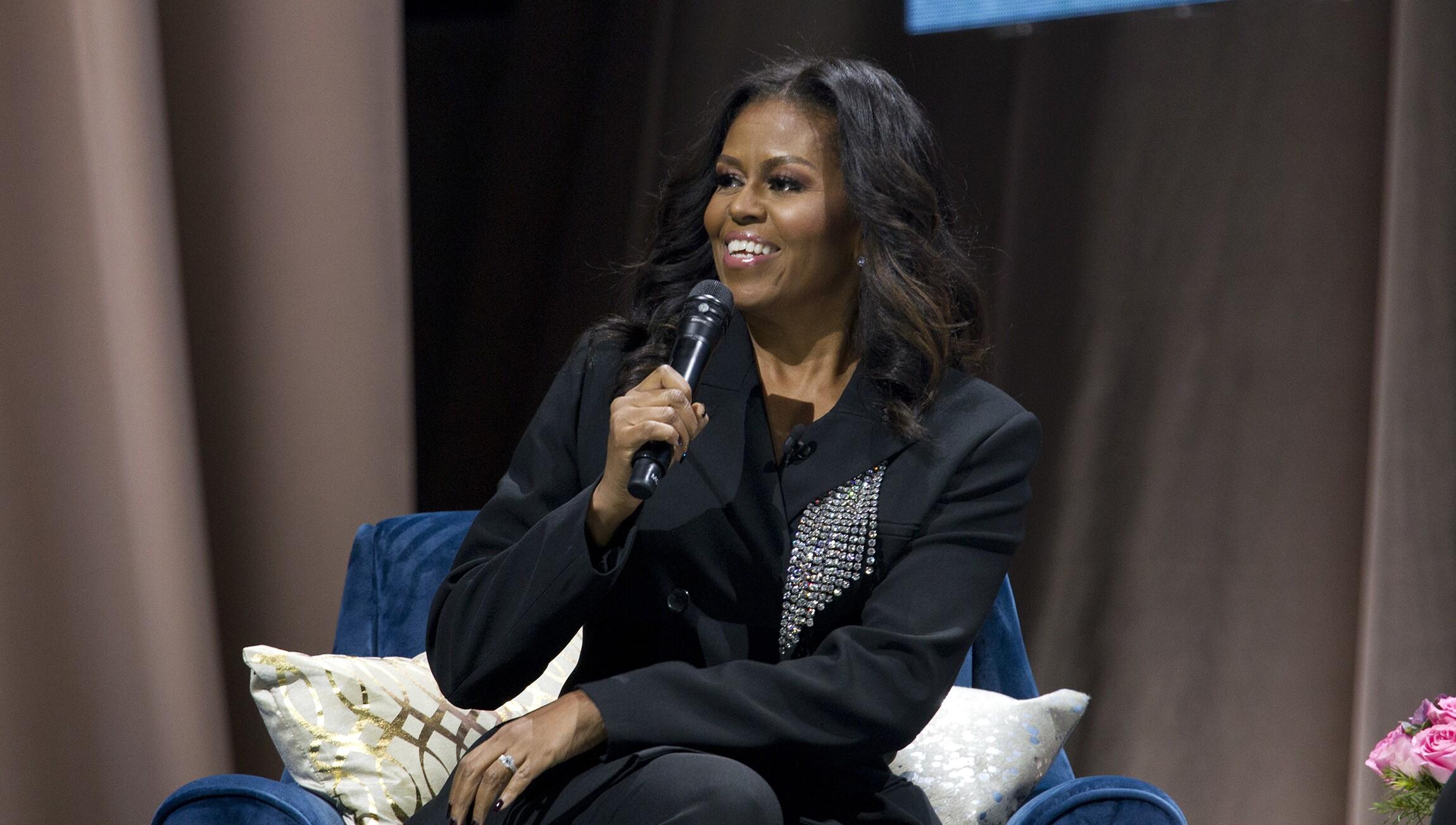 michelle obama book tour dc dates