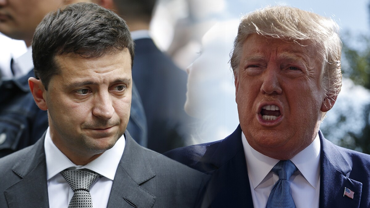 Whistleblower memo shows White House official saying Trump-Ukraine call was 'crazy' and 'frightening'
