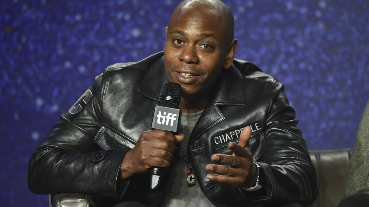 Dave Chappelle's brilliant new Netflix special <i>Sticks and Stones</i> might get him canceled